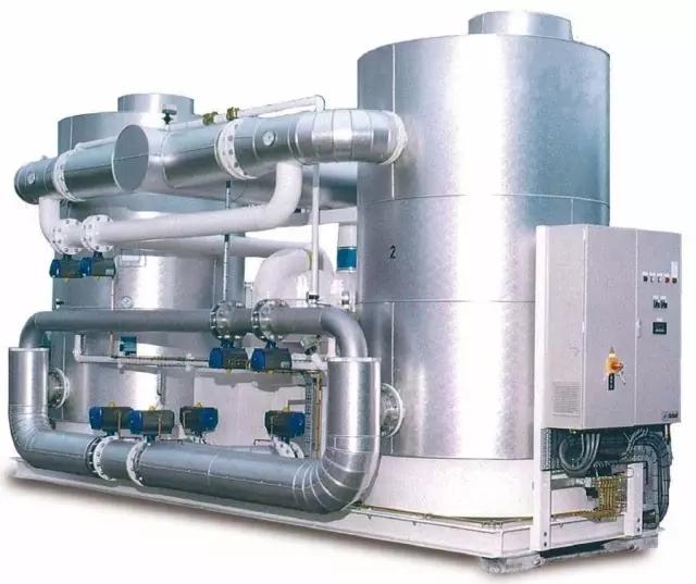 大型吸附式干燥机