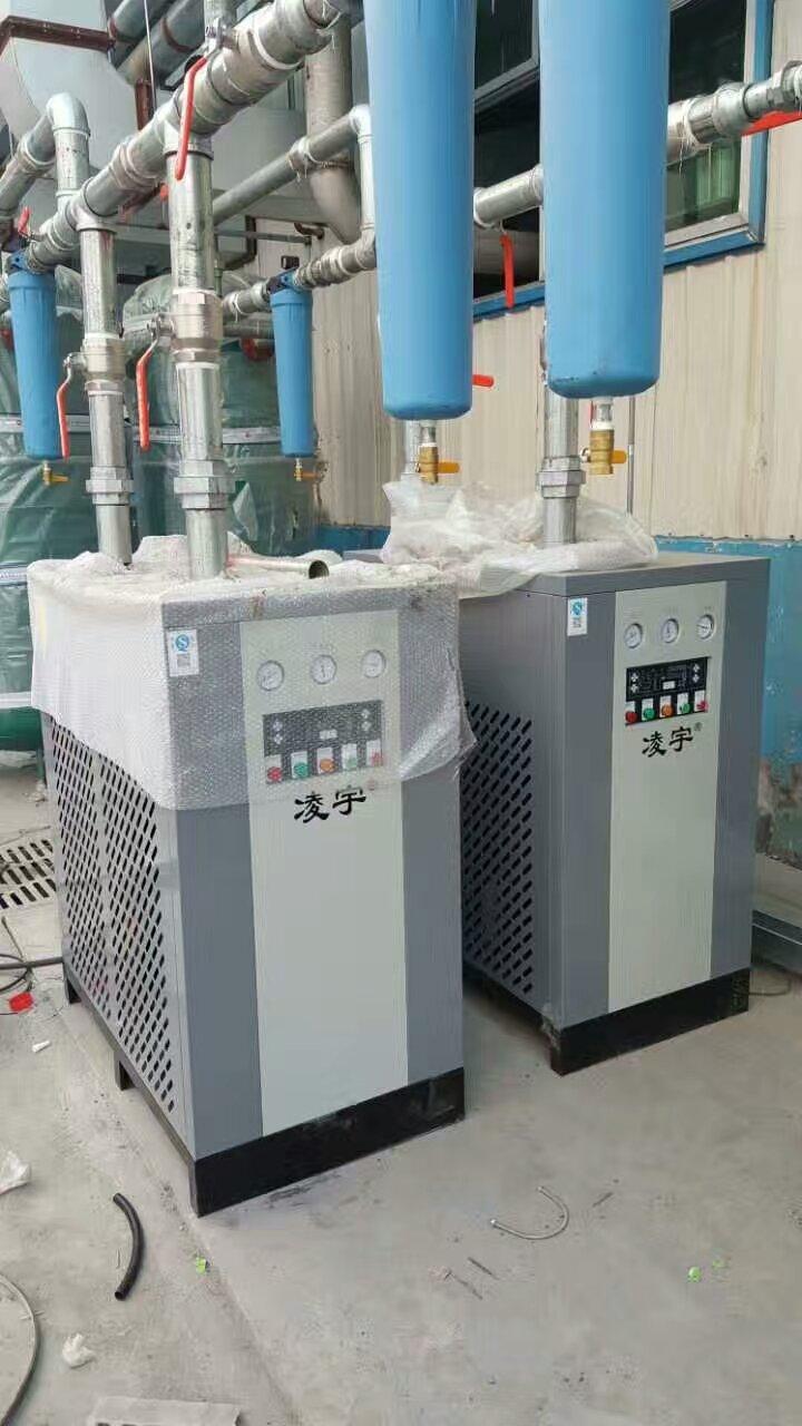 阿特拉斯空压机应该配怎么样的冷干机?--中山市凌宇