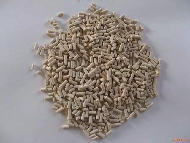 吸附式干燥机吸附剂:分子筛