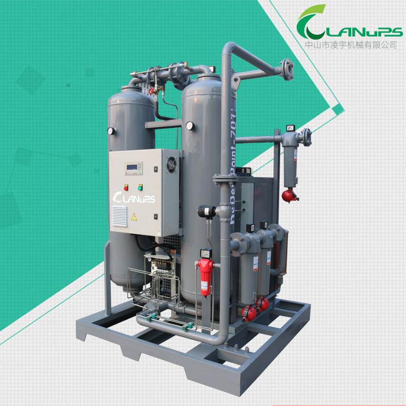 50立方压缩空气组合式干燥机