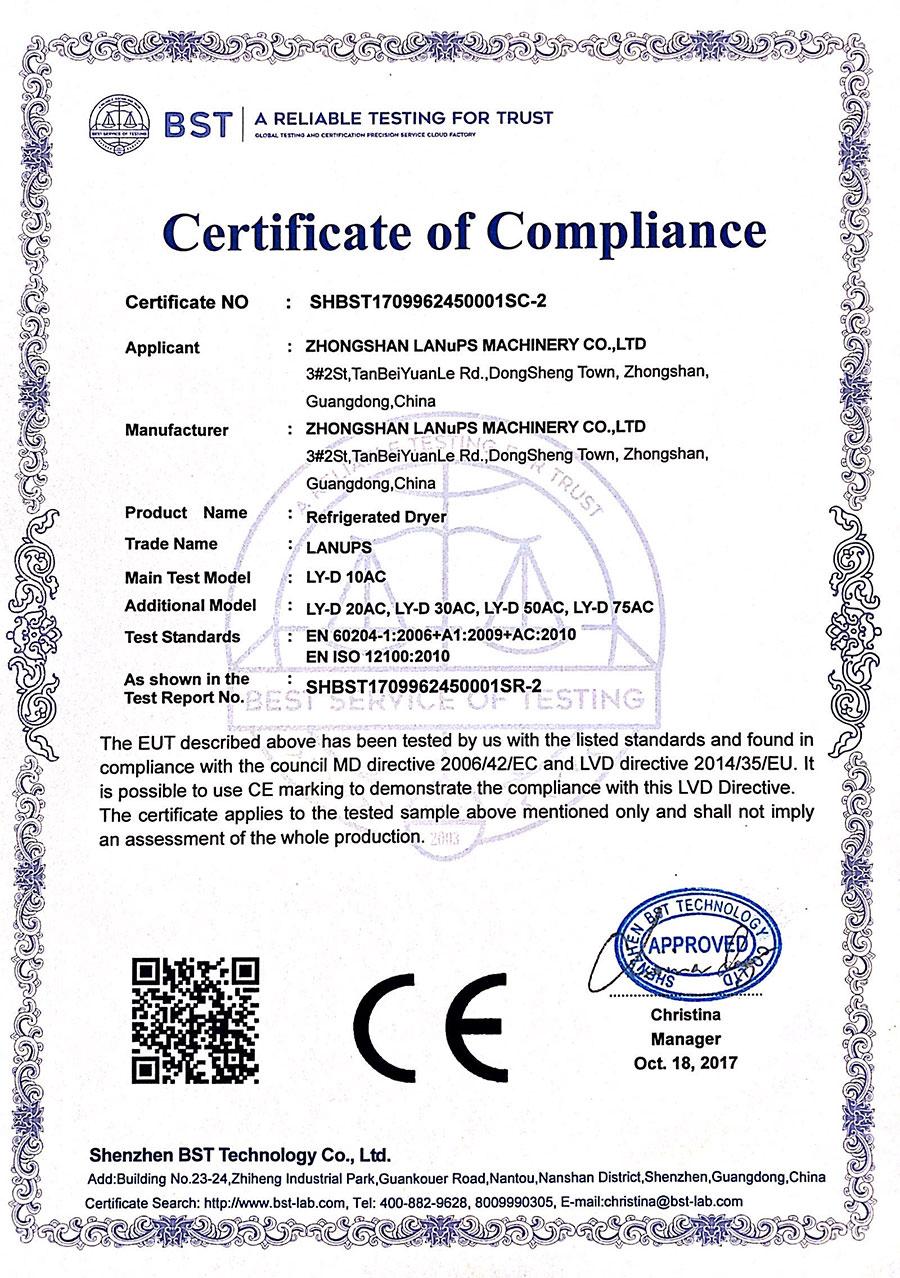 CE认证2