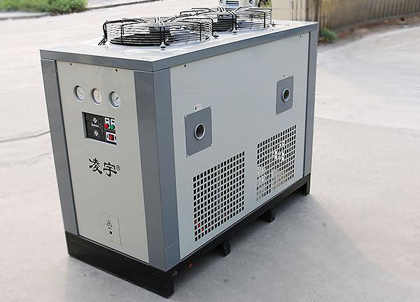 凌宇案例-水冷式干燥机