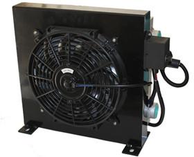 风冷后部冷却器