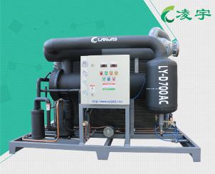 75立方冷冻式压缩空气干燥机