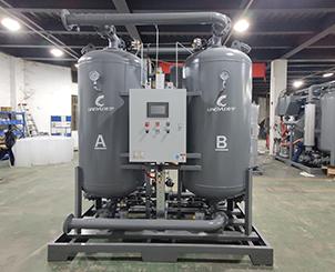 50立方鼓风热零气耗吸附式干燥机